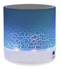 Lights Mini Bluetooth Portable Bass Speaker