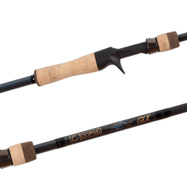 1 NEW G.Loomis 7'1   GLX Jig & Worm Casting GLX 853C JWR AUTH. Loomis FREE SHIP  with 60% off discount