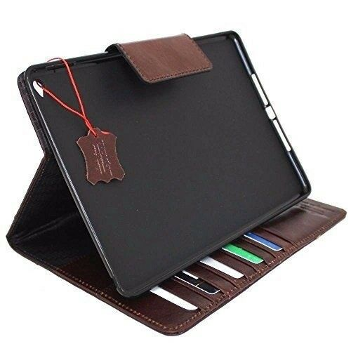 Genuine-Real-Leather-case-for-Apple-iPad-PRO-12-9-magnet-cover-Card-Slots-2015