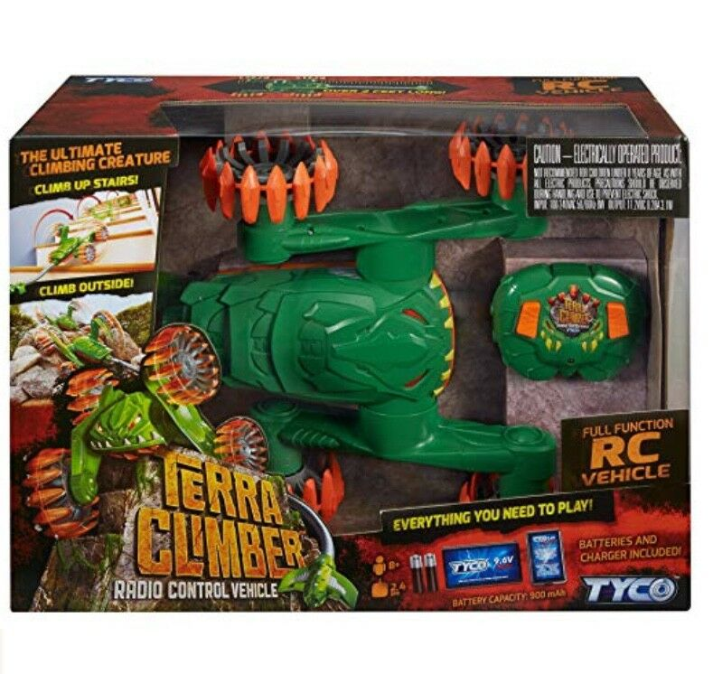 NEW Tyco Terra Climber Radio Control Vehicle