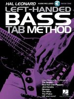 Hal Leonard Left-handed Bass Tab Method Book 1 - Guitar Tab Method Boo 000151140