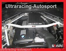 BMW E70 X5 Ultra Racing Front Strut stabiliser bar 2 points 3.0 2006