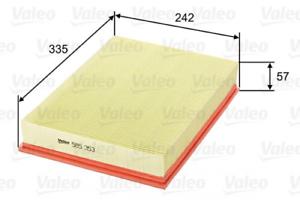 Luftfilter-VALEO-585353-fuer-VOLVO