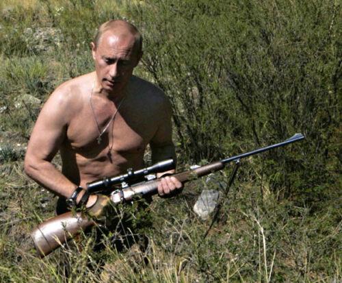 Vladimir Putin UNSIGNED photograph NEW IMAGE President of Russia M5361