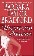 Unexpected Blessings (Harte Family Saga) - Acceptable - Bradford, Barbara Taylor