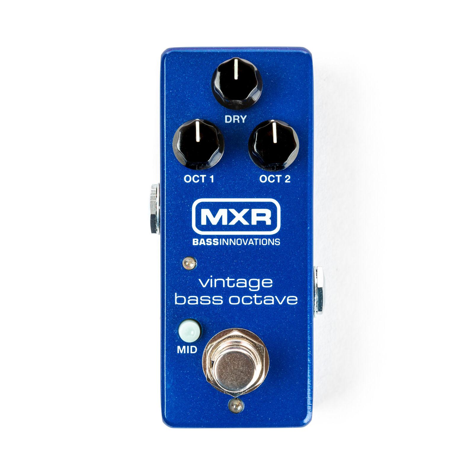 Neu Mxr M280 Klassischer Bass Oktave Effektpedal