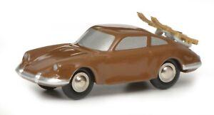 Schuco Piccolo Porsche 911 Skiurlaub 1:90 #450550500