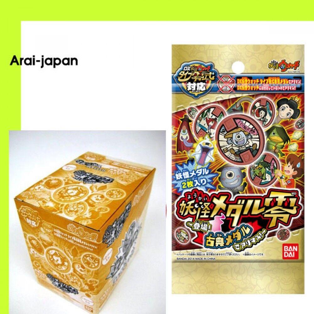 Nuovo Classico Koten Medaglia Yokai guldlogio Yo -Kai Youkai per Zero Ver.1