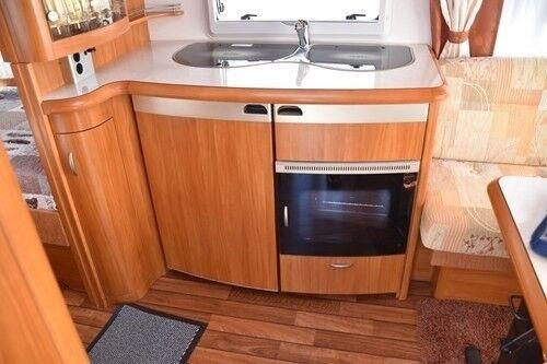 Hobby EXCELLENT 540 WLU, 2008, kg egenvægt 1201