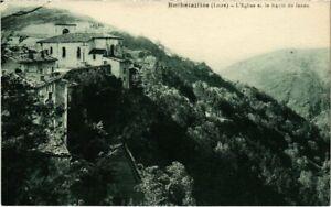 CPA Rochetaillée - L'Eglise et le Ravin du Janon (111253)
