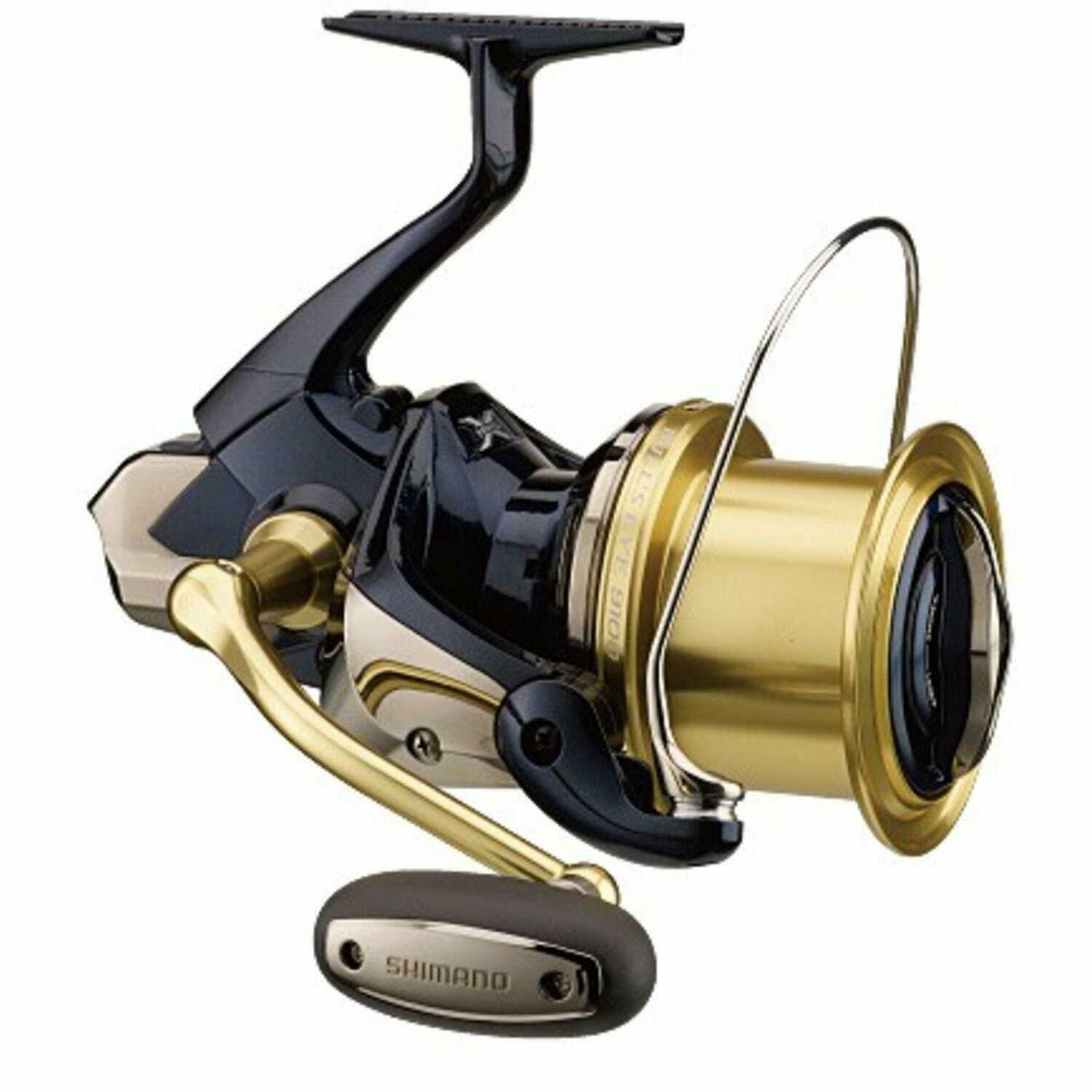 Shiuomoo 14 Bulls Eye 9120 SURF SURF SURF CASTING SPINNING REEL dal Giappone NUOVO 9c2
