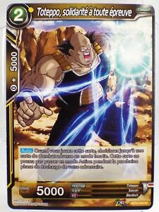 Double Impact TB2-041 VF//RARE Dragon Ball Super Card Game Krillin