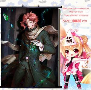 Anime JoJo/'s Bizarre Adventure Scroll Wall Gift Home Poster Decor 41×56cm #B16