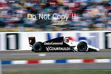 Jonathan Palmer Tyrell DG016 German Grand Prix 1987 Photograph