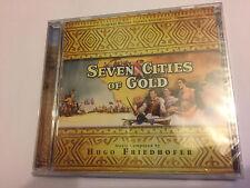 SEVEN CITIES OF GOLD (Friedhofer) OOP Ltd Varese Score OST Soundtrack CD SEALED
