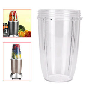 Juice-Cup-Mug-Clear-Replacement-900W-Bullet-Juicer-Mixer-18-24-32OZ-Multi-Size