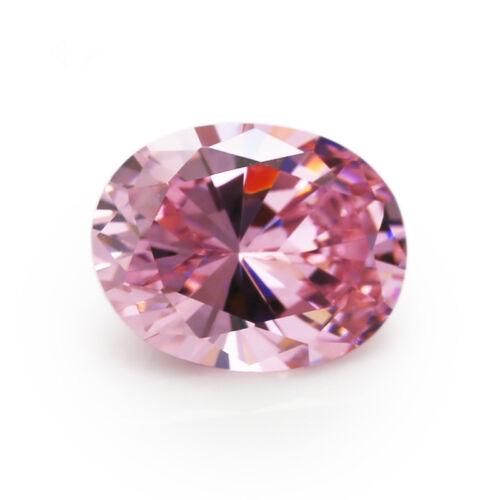 Pink Zircon 29.92ct 15x20mm Oval Faceted Cut Shape VVS AAAAA Loose Gemstone
