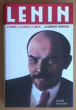Service - Lenin L'uomo il leader il mito - Mondadori 2001 1^ edizione