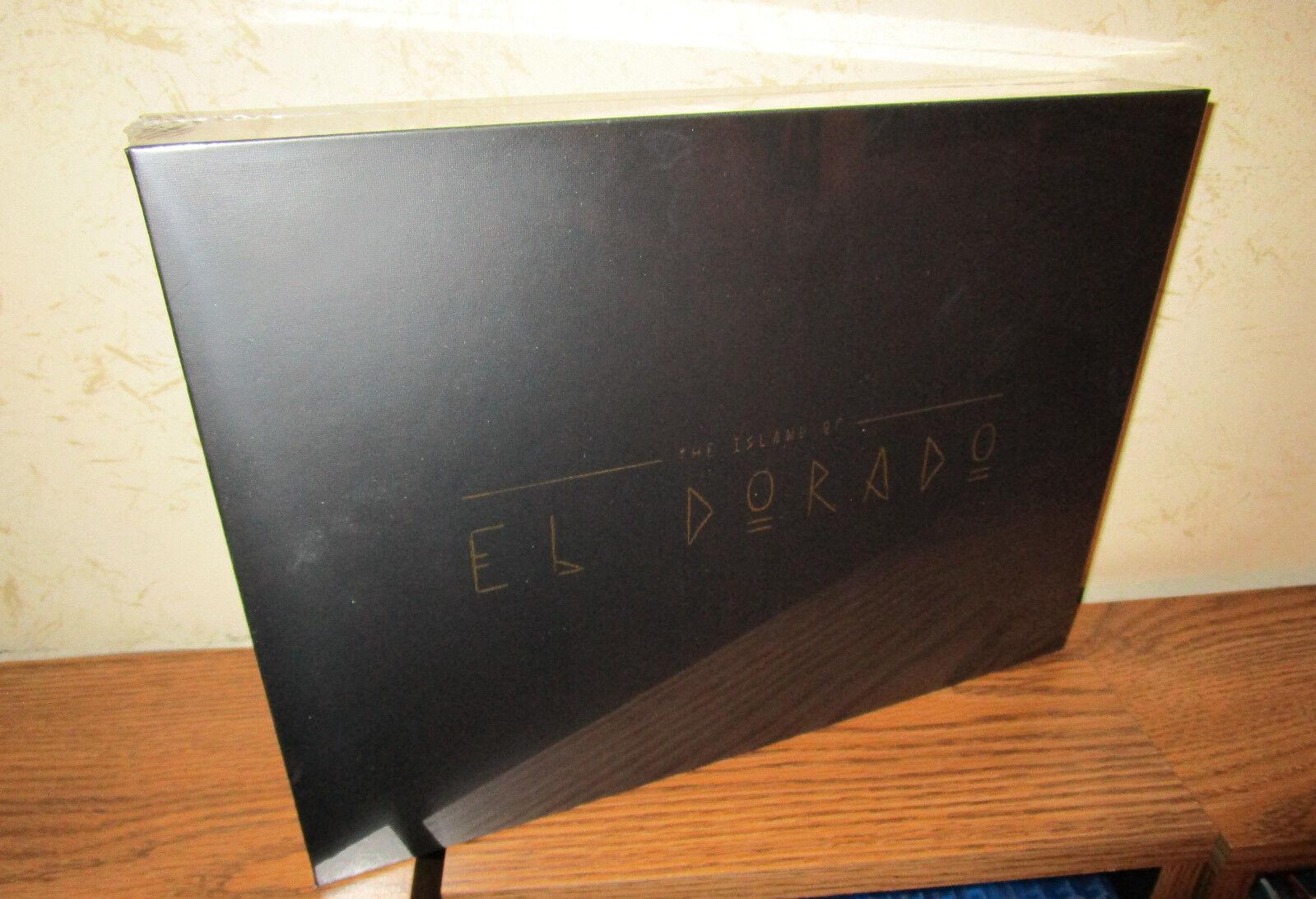 El Dorado GAMES-l' île d'El Dorado pédale de démarrage Edition