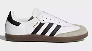 new product 2d035 a957a Image is loading Adidas-Originals-Men-039-s-SAMBA-OG-Shoes-