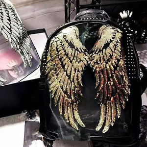 1Pair-Applique-Motif-Sequins-Iron-On-Embroidered-Angel-Wings-Decor-Patch