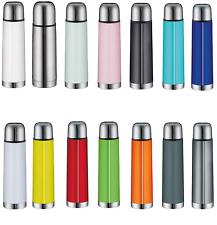 ALFI Isolierflasche Edelstahl 0,75L / 0,5L Thermosflasche Thermoskanne BPA FREE