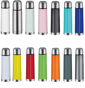 Alfi Insulated Bottle Stainless Steel 0,75L/0,5L Thermos Thermos Flask BPA Free