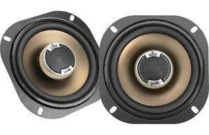 "POLK AUDIO DB501 5"" CAR BOAT MOTORCYCLE MARINE AUDIO 2-WAY SPEAKERS (PAIR)"