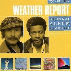Weather-Report-Original-Album-Classics-NEW-5xCD