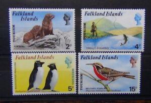 Falkland-Islands-1974-Tourism-set-MNH