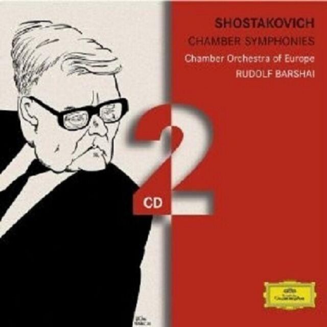 KREMER/HAGEN/SHAKHAROV/BARSHAI/COE/+ - KAMMERSINFONIEN/SINFONIE 15/+ 2 CD NEU