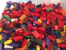 Clean 100% Genuine LEGO 2x4 Brick by the Pound Pounds Bricks Bulk