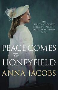 Anna-Jacobs-Paix-Vient-pour-Honeyfield-Tout-Neuf-Livraison-Gratuite-Ru