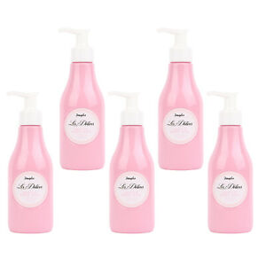 SET 5x Douglas K?rpermilch 942620 Gentle Body Milk MU0142 Cotton Candy 300 ml
