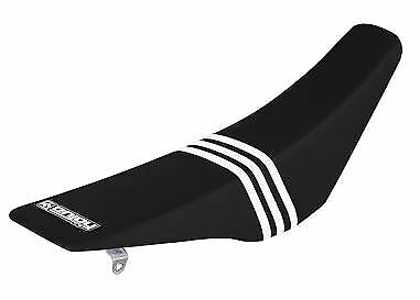 Goedhartig Ktm Sx Sxf 2011 - 2015 Exc Excf 12 - 16 Ribbed Gripper Seat Cover Black Tld Ribs Punctual Timing