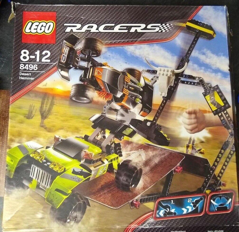 Lego Racers Desert Hammer 8496