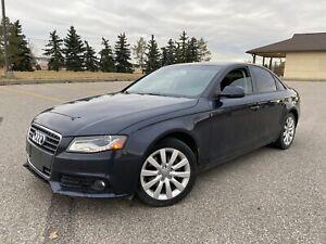 2012 Audi quattro premium