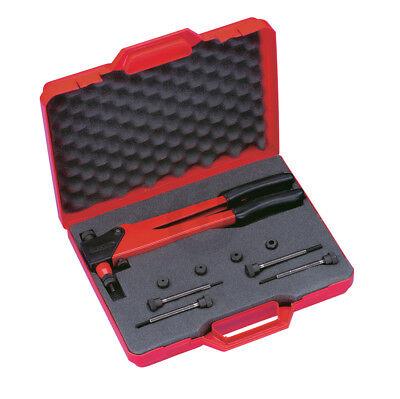FAR KJ21 M3 - M8 Hand Plier Rivet Nut Tool In Case | Rivetnut | Rivnut | Nutsert