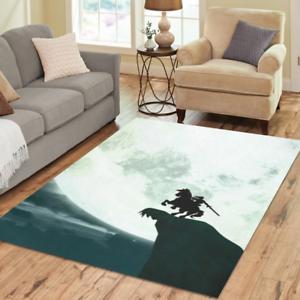 Details About New Offer Mat Rugs Custom Legend Of Zelda Area Rug Decorative Floor Carpet