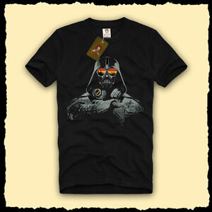 STAR WARS Darth Vader DJ Sunglasses Men s T-SHIRT dope yoda novelty ... 20bf6bbc226