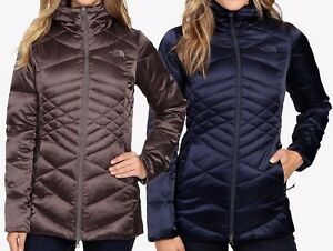 e97cf8d39 Details about NEW THE NORTH FACE ACONCAGUA PARKA Women's Grey/Blue/Green  Down Hooded Jacket
