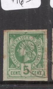 Haiti SC 4 VFU (8dnf)