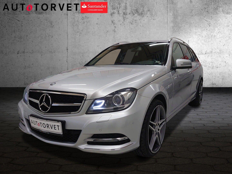 Mercedes C350 3,0 CDi Avantgarde stc. aut. BE 5d