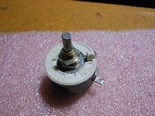 Memcor Variable Resistor R25 75 Nsn 5905 00 933 2220 75 Ohms 300v