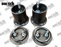 Chevy Truck Air Ride Front Brackets For 88-98 C1500 Pick Up Air Suspension