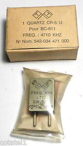 BC611-quartz-CR5-U-NOS-en-boite-d-039-origine-frequence-4710-KHz