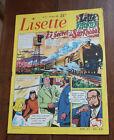 1957 Lisette N°10 Magazine jeunesse BD enfance Enfantina Journal des Filles TBE