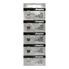 15 Pcs Energizer 315 SR716SW 1.55V Silver Oxide Battery