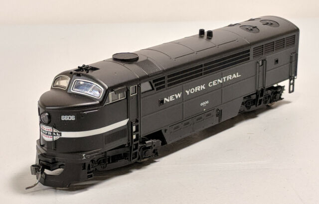 HO True Line Trains C-Liner A Unit - NYC