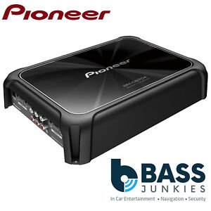 Pioneer GM-D9704 amplifer